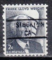 USA Precancel Vorausentwertung Preo, Locals California, Stockton 841 - Vereinigte Staaten