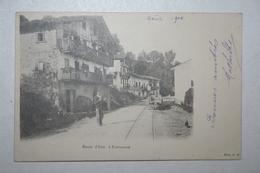 Espagne :  Route D'Irun à Fontarabie - Navarra (Pamplona)