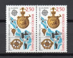 - FRANCE Variété N° 2755 - 2 F. 50 Europa 1992 - OUVERTURE DE LA MER DES CARAÏBES - - Variétés Et Curiosités
