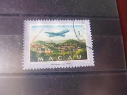 MACAO POSTE AERIENNE YVERT N° 20 - Macao