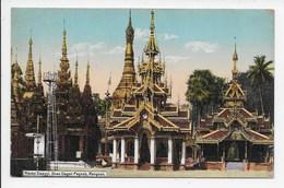 Naung Dawgyl, Shwe Dagon Pagoda, Rangoon - Ahuja 614 - Myanmar (Burma)