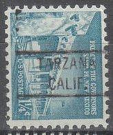 USA Precancel Vorausentwertung Preo, Locals California, Tarzana 821 - Vereinigte Staaten