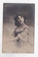 Carte Postale  Mina D ' Asty Casino De Paris - Cabarets