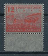 SBZ 91 Y ** Geprüft Ströh Mi. 10,- - Zone Soviétique