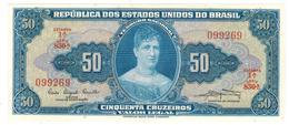 Brazil, 50 Cruzeiros , P-169a. UNC - Brésil