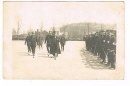 CPA(90) BELFORT.RARE. Photo. Revue Des Troupes Par Mr Millerand. Mai 1912. (B.1822) - Belfort - Ville