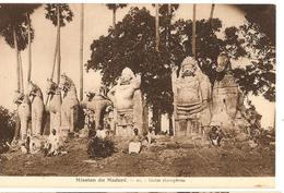 CPA - INDE - Mission Du MADURE -  Idoles Champêtres - - India