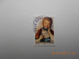 FRANCE 2019   EMILIE DU CHATELET ( 1706-17449)  Beau Cachet Rond Sur Timbre  Neuf - France