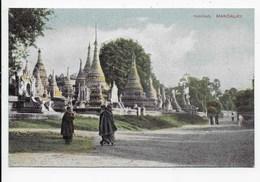 Pagodas Mandalay - Myanmar (Burma)