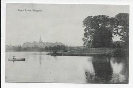 Royal Lakes, Rangoon - Myanmar (Burma)
