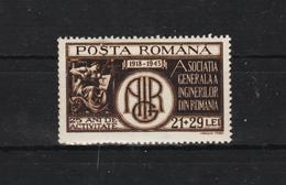 1943  A.G.I.R. MI No 790 MNH - 1918-1948 Ferdinand, Carol II. & Mihai I.
