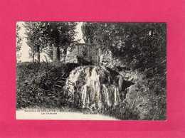 51 Marne, Environs De Sézanne, Rétortat, La Cascade, (Marion) - Sezanne