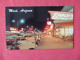 Night View  Main Street  Arizona > Mesa   Ref 3153 - Mesa