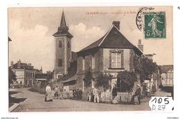 105D27 LA BARRE CARREFOUR DE LA HALLE TTB - Altri Comuni