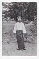 A Typical Burmese Girl - Myanmar (Burma)
