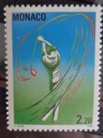 MONACO 1993 Y&T N° 1873 **  - Xe OPEN DE GOLF DE MONTE CARLO, VARIETEE AVEC POINT - Monaco