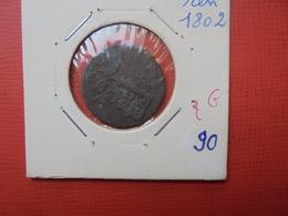 BREMEN 2 1/2 SCHWAREN 1802 (A.6) - Monedas Pequeñas & Otras Subdivisiones