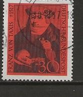 1967-Franz Von Taxis. - Oblitérés