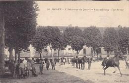 Seine-et-marne - Meaux - L'intérieur Du Quartier Luxembourg - Une Revue - Meaux