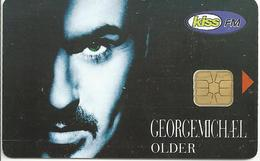 FINLAND 30 M  GEORGE MICHAEL  MUSIC  CHIP  READ DESCRIPTION !! - Finland