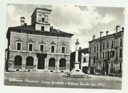 SABBIONETA ( MANTOVA ) PIAZZA GARIBALDI E PALAZZO DUCALE VIAGGIATA FG - Mantova