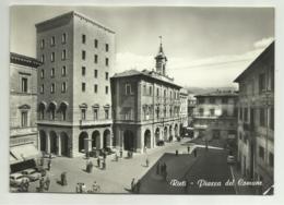 RIETI - PIAZZA DEL COMUNE   - VIAGGIATA FG - Rieti