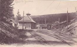 Vosges - Ancienne Frontière - La Schlucht - Gare Du Tram - Autres Communes