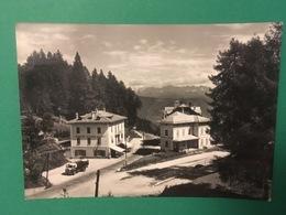Cartolina Passo Della Mendona - Alberghi Dolomiti E Caldaro - 1961 - Trento