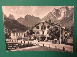 Cartolina Moso - Sesto - Dolomiti - 1960 - Trento