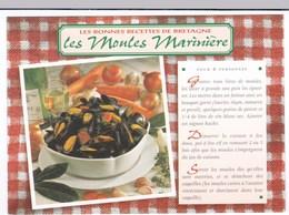Recettes De Bretagne Les Moules Marinières Mmm - Recettes (cuisine)