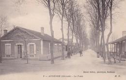 Audenge - La Poste - France