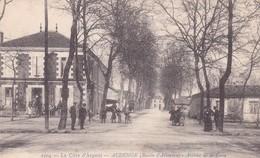 Audenge - Avenue De La Gare - France