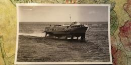 """Russia. """"COMETA-1"""" SHIP - Old USSR Postcard 1963 -  Hydrofoil / Ship  - - Schiffe"""