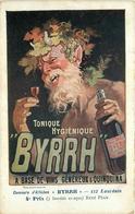 BYRRH - Concours D'affiche,carte Illustrée Par René Péan. - Publicité