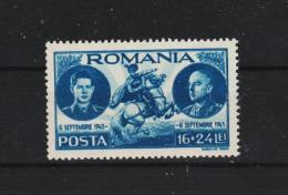 1943 - 3 Roi Michel Et Marechal Antonescu Mi No 774  MNH - 1918-1948 Ferdinand, Carol II. & Mihai I.