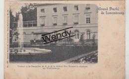 Luxembourg (voiture à La Daumont De S.A.R. Le Grand Duc 1899) - Luxembourg - Ville