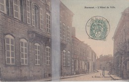 CPA BOURMONT   HÔTEL DE VILLE - Bourmont