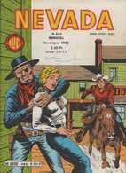 NEVADA N° 460 BE  LUG  11-1985 - Nevada