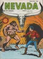 NEVADA N° 481 BE  LUG  08-1987 - Nevada