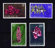 Jamaica 383/6** Nuevo - Jamaica (1962-...)
