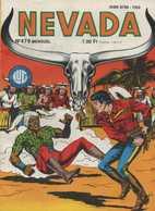NEVADA N° 479 BE  LUG  06-1987 - Nevada