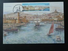 Carte Maximum Card Port De Marseille (phare?) 2002 - Cartes-Maximum