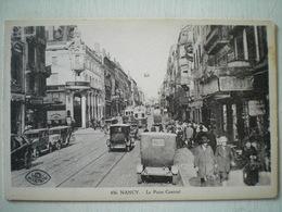 Nancy  Le Point Central - Nancy
