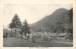 CPA Suisse Canton De Fribourg Freuburg Villars Sous Mont 1926 - FR Fribourg
