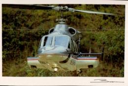HELICOPTERE  ,  BELL MODEL 230 , GUY BROCHOT - Elicotteri