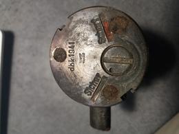 Bouton Allumeur Mine Antichar Allemand WW2 - 1939-45