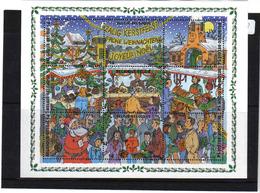 Blok 73 Kerstmis Postfris** 1996 - Blocks & Kleinbögen 1962-....