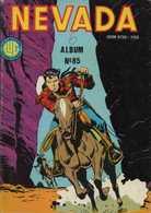 NEVADA ALBUM N° 85 ( 452 453 454 )  BE  LUG  05-1985 - Nevada