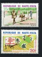 Haute-Volta Education Sele Series 1973 MNH - Burkina Faso (1984-...)