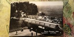Ukraine - Odessa, ARKADIA Beach , Old PC 1920s - Rare Edition - Ukraine